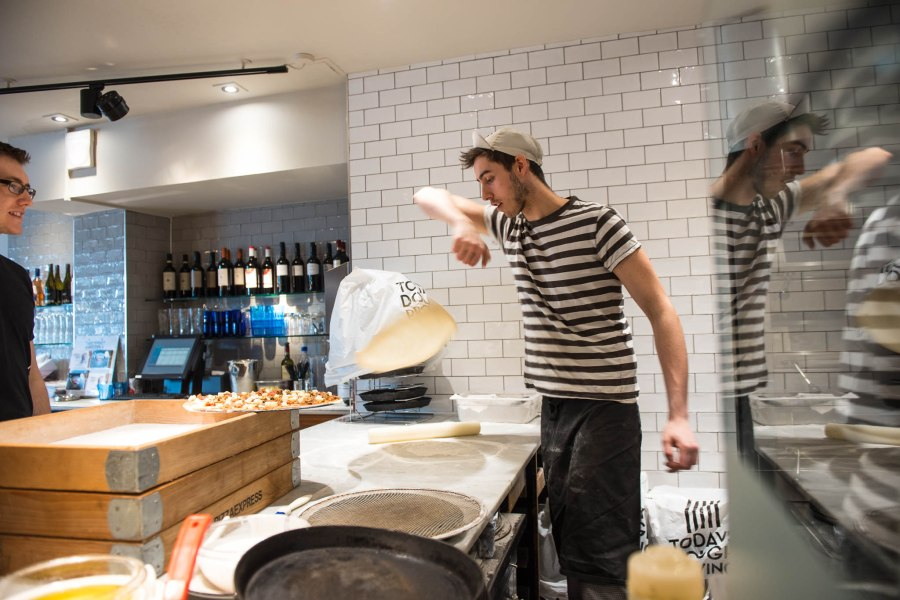 Pizza Express Refurb - King's Lynn