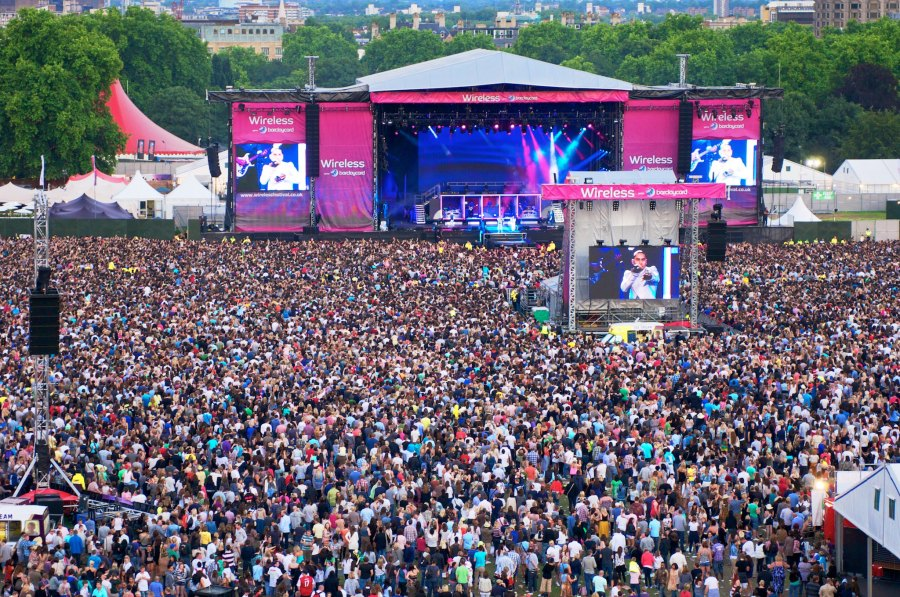 Wireless Festival 2011